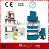 Shengchong Brand Y32 Series Machinery hydraulic press with cushion and knockout