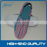 2014 most comfortable casual women shoes use hand woven shoes the best selling casualhand woven shoes