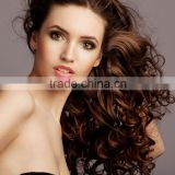 Alibaba Express Top Sale for No Tangle No Shedding hair wig made from 100% Brazilian human hair in