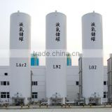 big capacity LNG storage tank LO2 tank for sale