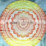 Mandala Roundie Indian Tapestry Round Hippie Yoga Mat Boho Picnic Throw Ethnic Beach Blanket