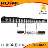 China manufacturer provide 10-30V 4 row 20-260W led light bar for tractor, off-road, ATV, excavator, heavy duty equipment etc.