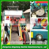 Row Corn Planter with fertilizer/Powerful enterprises seed planting machine