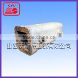 High quality sand casting aluminium ingot mould                                                                         Quality Choice