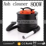 15L Black iron drum fire proof ash vacuum cleaner BBQ cleaning Charcoal the cheaper products vacuum cleaner
