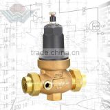 WD-1205 PRV-Bronze Water Pressure Reducing Valve with drain