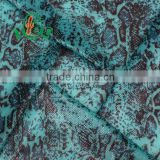 printed flame retardants swimwear fabric fish scale