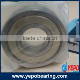 Factory supply 6000 6200 6300 6400 6800 6900 series rubber/steel coated ball bearings with low cost
