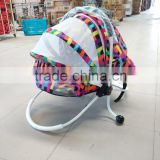 New design folding baby rocking chair with high quality products