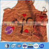Qingdao Shandong wholesale custom printed pot holder and oven mitt and kitchen net bag and cooking apron set