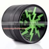VA wholesale High Quality industrial herb grinder smoking weed grinder smoking accessory