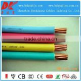 pvc insulated copper wire braid screen cable 4 core pvc insulated power cable 120mm pvc insulated cable