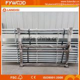 prefabricated high rise steel building / steel pipe for structure building