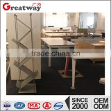 Greatway Library furniture Wholesale steel bookshelves (QA-16)