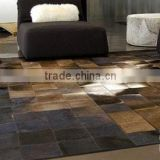 cowhide patchwork rug cowhide patchwork carpet