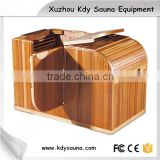 2015 Wholesale health care luxury facial sauna with radiant