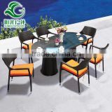Wholesale chinese garden furniture, leisure poly rattan garden furniture sale, cube set table outdoor dining set                                                                                                         Supplier's Choice