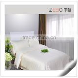 4 Star Hotel Used 80s Soft Sateen Fabric Luxury Hotel Bed Linen Bedding Sets