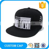 Small MOQ OEM Design 3D Embroidery Custom Cap Hat Snapback China Supplier                                                                         Quality Choice