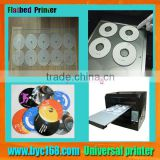 digital printer cd dvd printing with Eco-Solvent ink