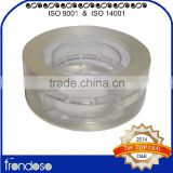 Stationery used OPP Crystal Clear Tape with Logo Printed Dispenser