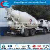 Quality Product China cement mixer truck Direct Factory FOTON 5000L mobile concrete mixer price