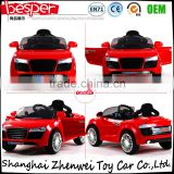 red fashion toy car 12Volt electric ride on toy car Electric Children ride on Car 12 Volt, factory supply with low price
