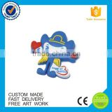wholesale custom soft pvc magntic sticky note pad/3d fridge magnet/fridge magnet sticker