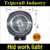8'' 35W HID XENON WORK LIGHT for 4X4 High Intensity Truck Driving HID Offroad Light for Camping Mining Marine