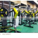 hot sale hammer strength gym equipment/2015 new commercial fitness/free-weight gym machine