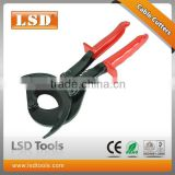 HS-520A heavy duty cable cutter for cutting 400mm2 copper-alumium cables shearing armoured cable cutter