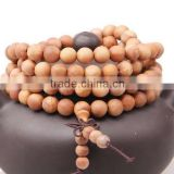 2015 Gets.com 108 beads japa mala, Sandalwood beads