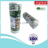100% natural bamboo Wholesale China manufacturer cleaning cloth roll