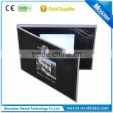2016 luxurious 4.3 video greeting card video in print lcd video brochure with 256MB memory