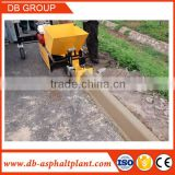 2016 new manual asphalt curb stone machine