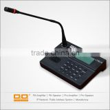 IP Network PA System Paging Microphone (LT-8C10)