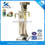 Virgin Coconut Oil and Milk extracting Tubular Centrifuge Machine