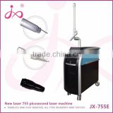 Professional Multifunction PicoSure 755nm & 532nm Laser For Tattoo & Acne & Scars Removal For Clinic Use