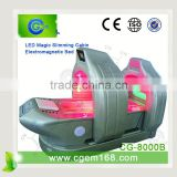 magnetism drainage led Space Tunnel Slimming infrared therapy light Magnetism equipment for spa salons
