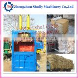 vertical hydraulic Used Clothes Baler Machine