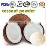 ISO 13 years factory supply low fat coconut juice powder on beverage