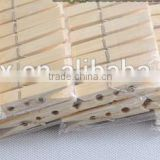 2015 Hot-selling Eco-friendly high quality and cheap bamboo cloth pegs with best price