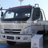 Hot Sale FOTON 5tons Small Dump Tipper Truck Price