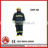 Nomex fireman suit with 3M 50mm reflective tape