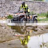 400cc Gas Engine 4x4 ATV, 4 Stroke Engine Type and Chain Drive Transmission System