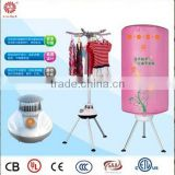 15KG PTC heating sterilize Electric Clothes Dryer, Automatic Cloth Dryer,Clothes drying machine