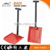 telescopic shaft T handle three mode to fixation heavy duty snow shovel