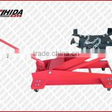 Factory Supply 0.5t car repair lifting tool floor transmission