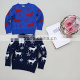 kids clothing wholesale handmade boys sweater baby sweater design