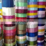 "directly factory price 8/5""wholesale double face satin ribbon with quantity and quality assured"
